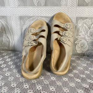 SAS women's leather sandals